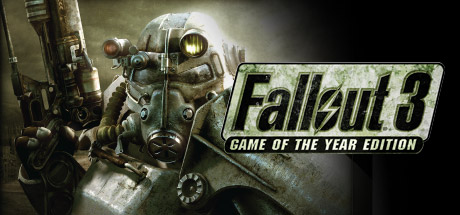Fallout 3: Game of the Year Edition Cover Image
