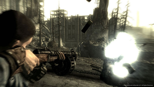 Скриншот №16 к Fallout 3 Game of the Year Edition