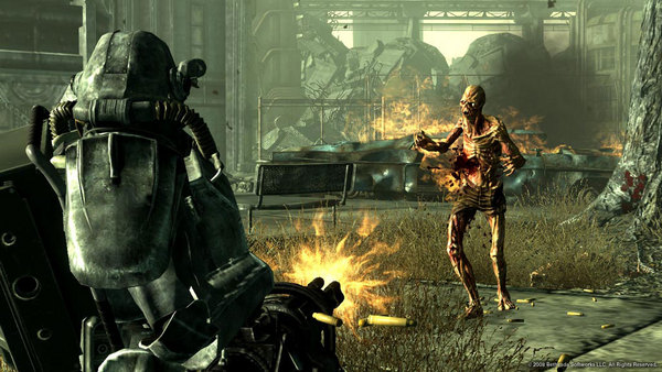 Скриншот №14 к Fallout 3 Game of the Year Edition