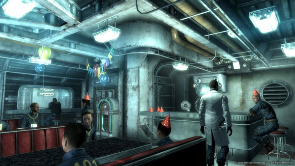 Скриншот №15 к Fallout 3 Game of the Year Edition