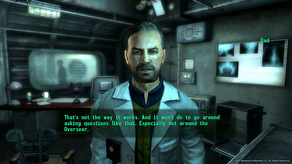 Скриншот №11 к Fallout 3 Game of the Year Edition