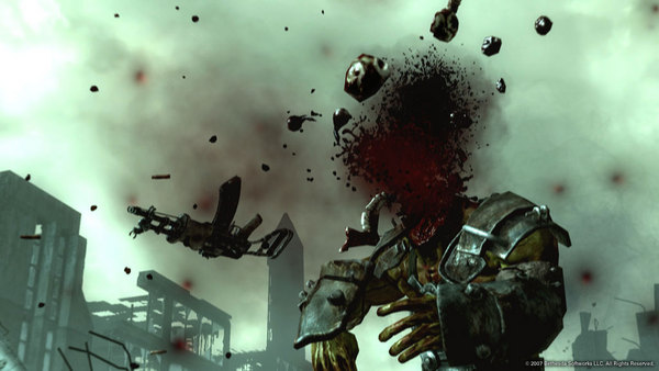 Скриншот №13 к Fallout 3 Game of the Year Edition