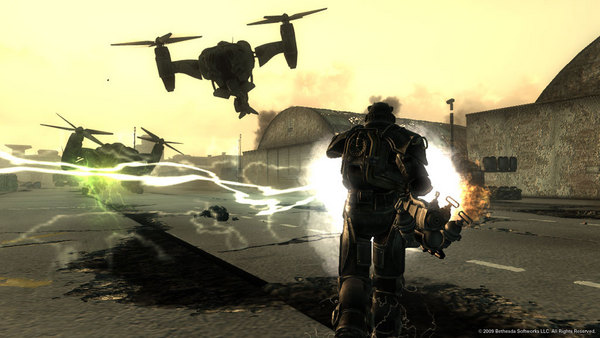 Скриншот №5 к Fallout 3 Game of the Year Edition