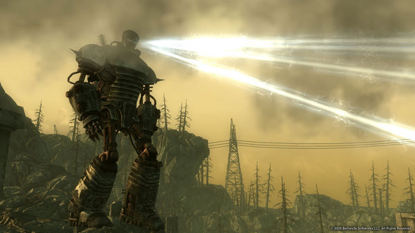 Скриншот №7 к Fallout 3 Game of the Year Edition