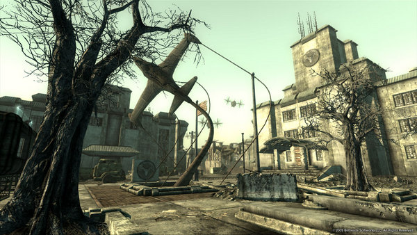 Скриншот №9 к Fallout 3 Game of the Year Edition