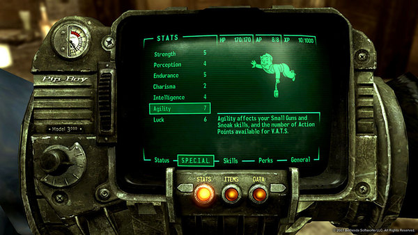 Скриншот №10 к Fallout 3 Game of the Year Edition