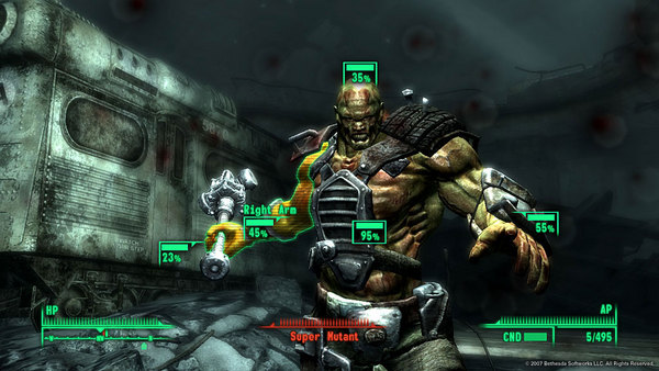 Скриншот №12 к Fallout 3 Game of the Year Edition