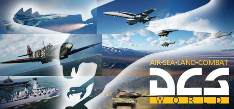 DCS World Steam Edition Cover Image