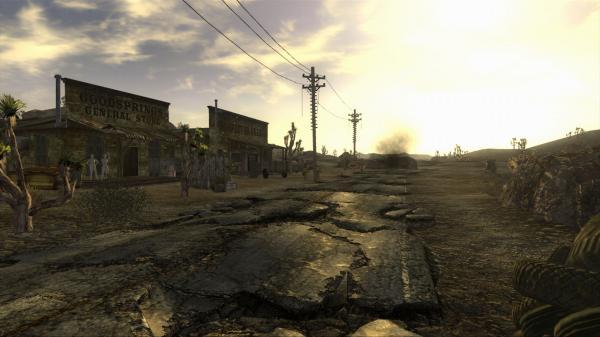 Fallout: New Vegas скриншот