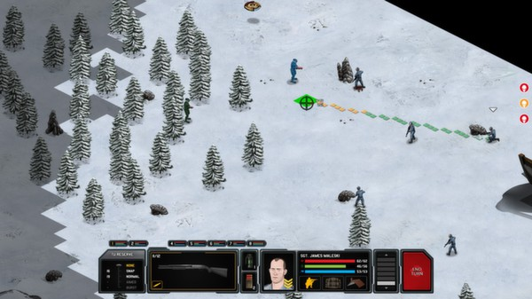 скриншот Xenonauts 5