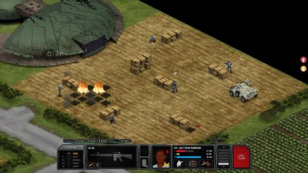 скриншот Xenonauts 0