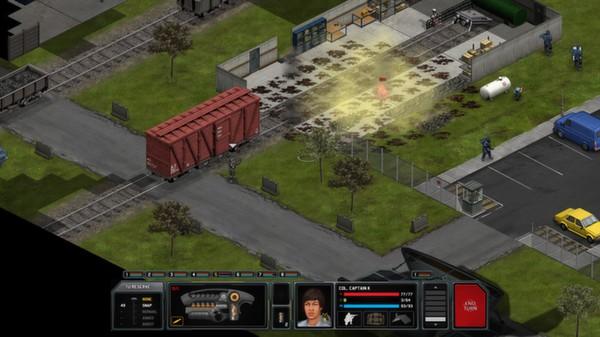 скриншот Xenonauts 4