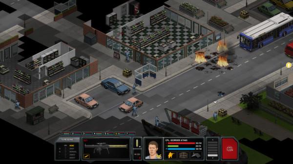 скриншот Xenonauts 2