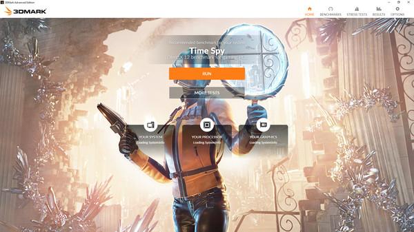 Скриншот №1 к 3DMark