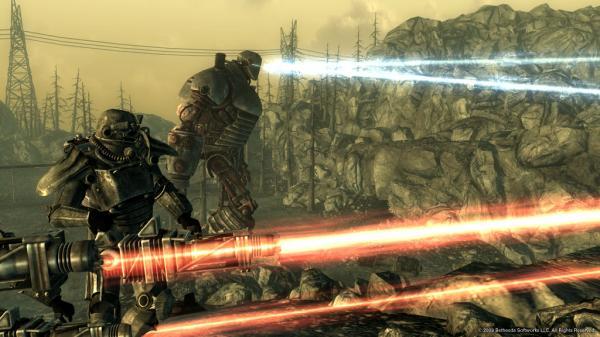 Скриншот №3 к Fallout 3 - Broken Steel