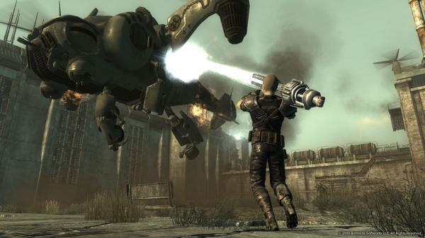 Скриншот №2 к Fallout 3 - Broken Steel