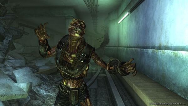 Скриншот №1 к Fallout 3 - Broken Steel