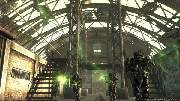 Скриншот №4 к Fallout 3 - Broken Steel