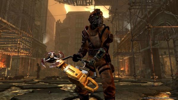 Скриншот №1 к Fallout 3 - The Pitt