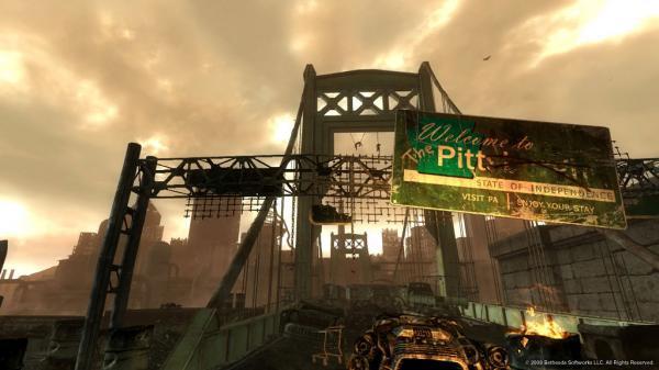 Скриншот №2 к Fallout 3 - The Pitt