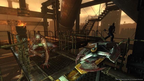 Скриншот №7 к Fallout 3 - The Pitt
