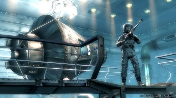 Скриншот №7 к Fallout 3 - Mothership Zeta