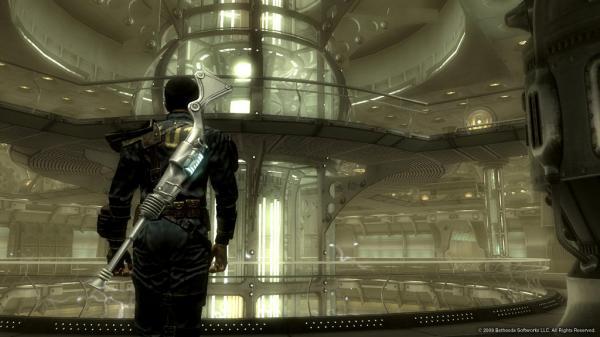 Скриншот №2 к Fallout 3 - Mothership Zeta