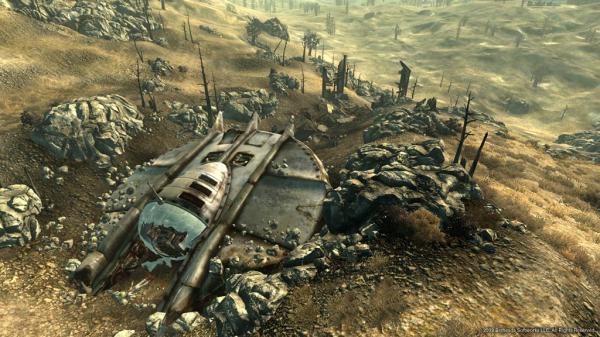 Скриншот №4 к Fallout 3 - Mothership Zeta