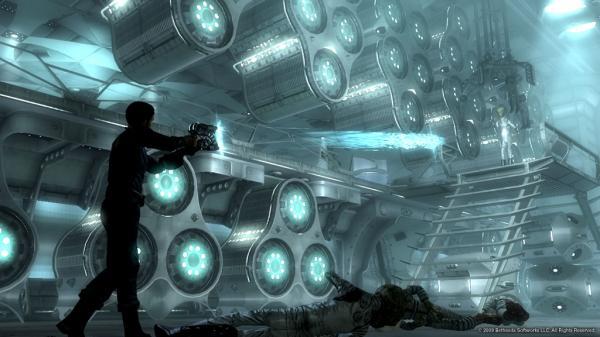 Скриншот №1 к Fallout 3 - Mothership Zeta