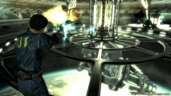 Скриншот №3 к Fallout 3 - Mothership Zeta