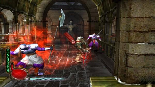 скриншот Legacy of Kain: Defiance 5