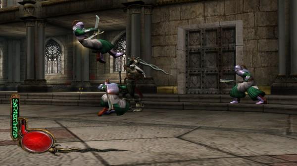 скриншот Legacy of Kain: Defiance 3