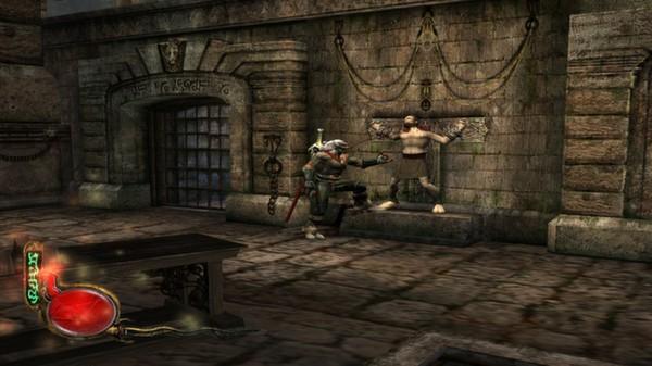 скриншот Legacy of Kain: Defiance 2