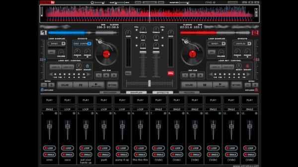 Virtual DJ - Broadcaster Edition - Steam - Imagem 1 do software