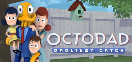 Octodad: Dadliest Catch Cover Image