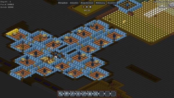 Gnomoria screenshot