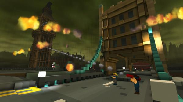 скриншот Ace of Spades: Battle Builder 5