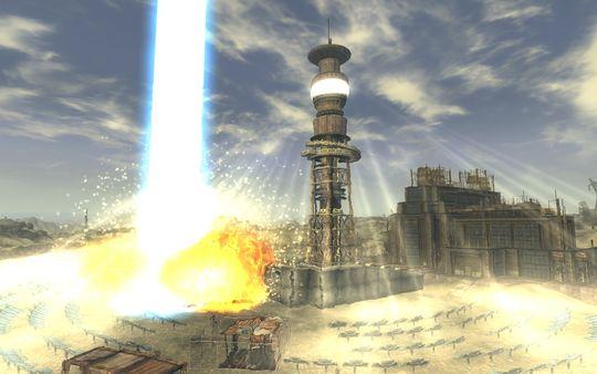 Скриншот №1 к Fallout New Vegas