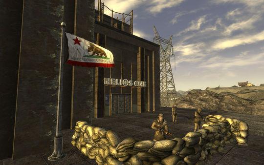 Скриншот №4 к Fallout New Vegas