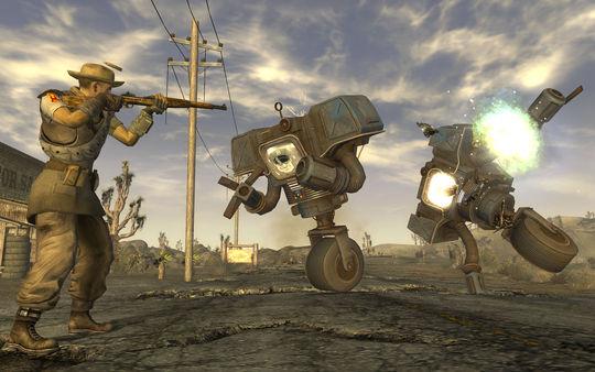 Скриншот №5 к Fallout New Vegas
