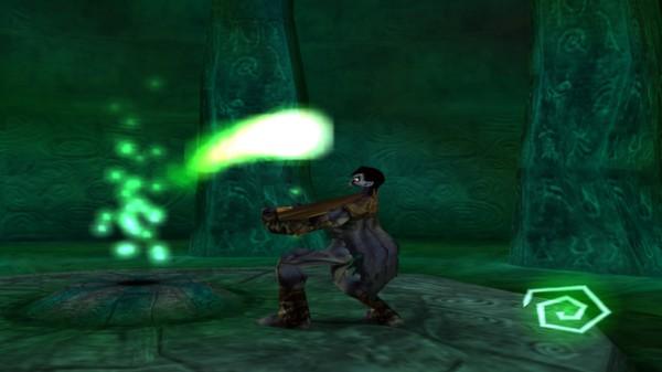 скриншот Legacy of Kain: Soul Reaver 2