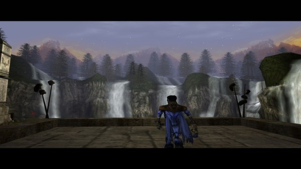 скриншот Legacy of Kain: Soul Reaver 2 0