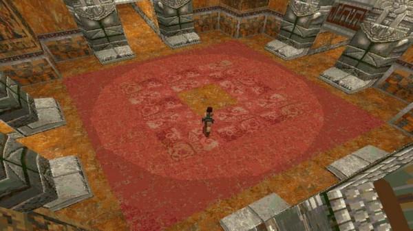 Скриншот №5 к Tomb Raider I