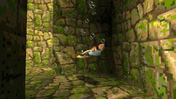 Скриншот №6 к Tomb Raider I
