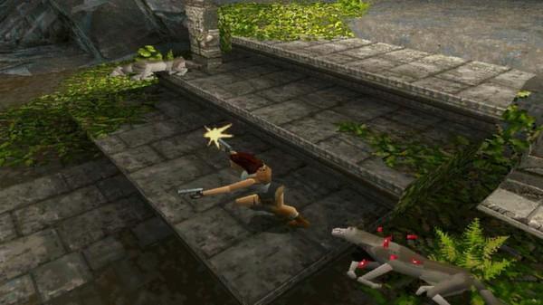 Скриншот №4 к Tomb Raider I
