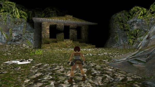 Скриншот №2 к Tomb Raider I