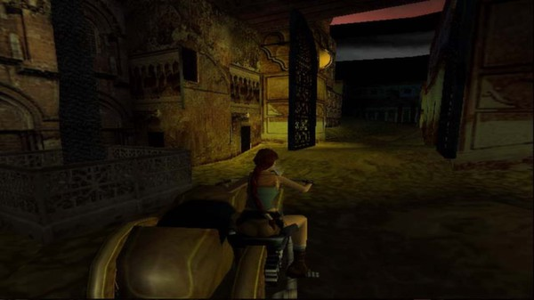 Tomb Raider IV: The Last Revelation screenshot