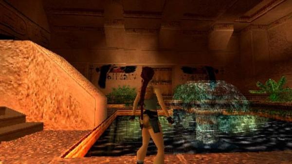 Tomb Raider Chronicles скриншот