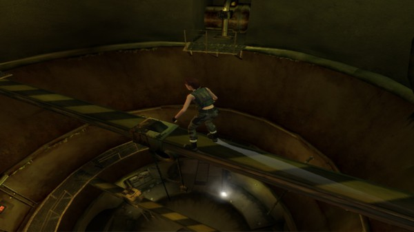 Tomb Raider: The Angel of Darkness скриншот