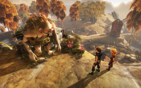 Brothers: A Tale of Two Sons скриншот